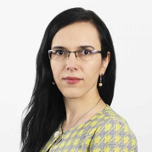 D-na Adina PORTARU, avocat ADF Internațional Bruxelles, Belgia