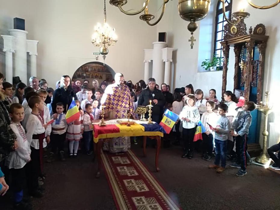 Slujba Tedeumului de Ziua Națională a României