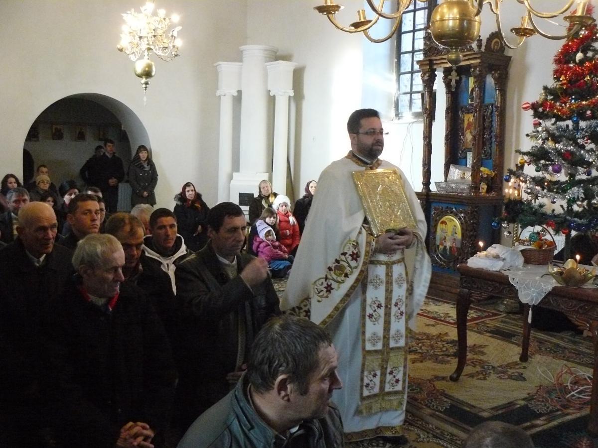 A TREIA ZI DE CRĂCIUN 2011