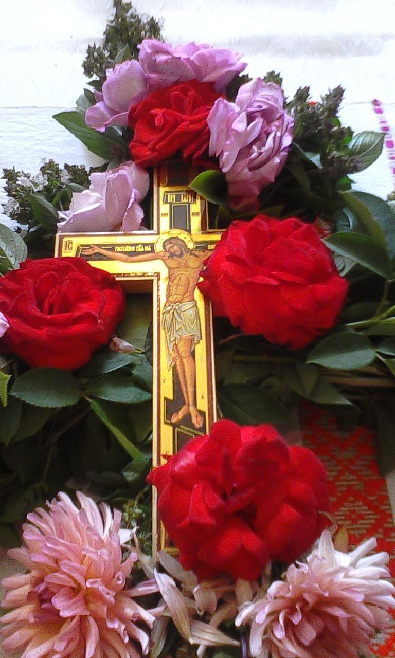 Scoaterea Sf. Cruci, Sf. Liturghie şi Sfeştania